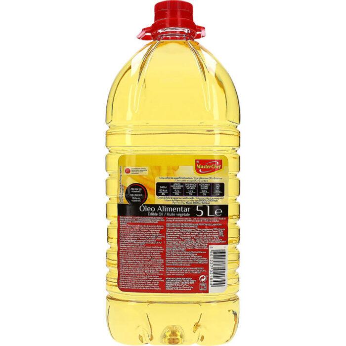 Óleo Alimentar MasterChef - Supermercado - Mercearia