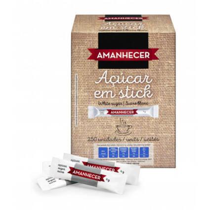 Açúcar Branco Amanhecer em Saquetas 250x4gr - Supermercado - Mercearia