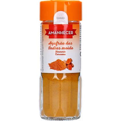 Açafrão das Índias Moído Amanhecer - Supermercado - Mercearia