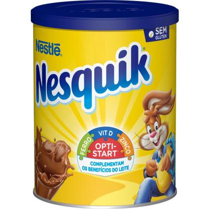 Achocolatado em Pó Nesquik 400gr - Supermercado - Mercearia