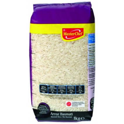 Arroz Basmati MasterChef 5kg - Supermercado - Mercearia
