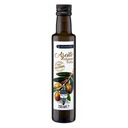 Azeite Extra Virgem Gourmês 250ml - Supermercado - Mercearia