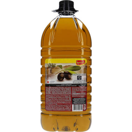 Azeite Tradicional MasterChef 5Lt - Supermercado - Mercearia