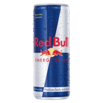 Bebida energética Red Bull lata 25cl - Supermercado - Bebidas
