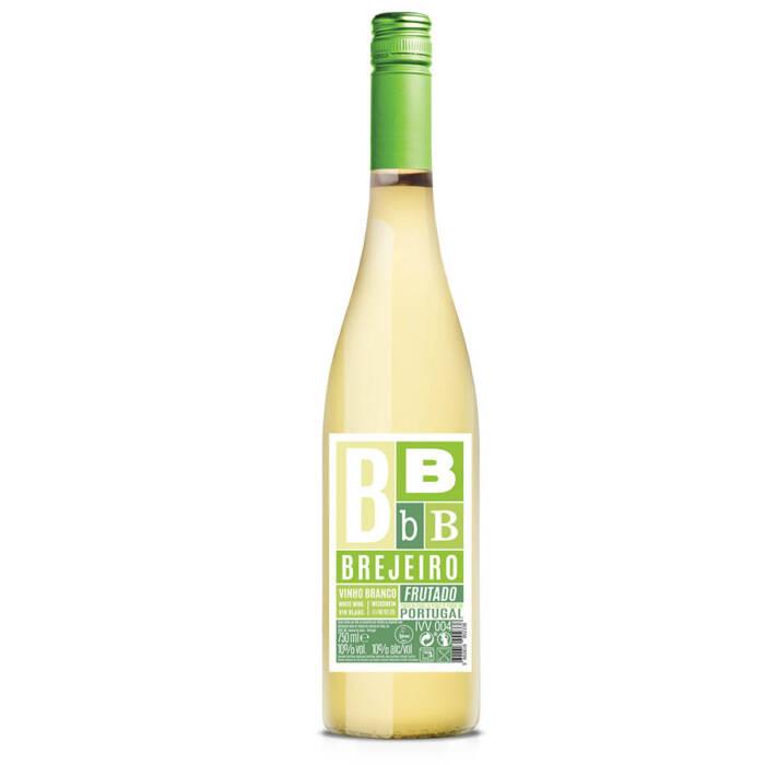 Brejeiro Vinho Branco Frutado 75cl - Alc. 11% vol. - Supermercado - Bebidas