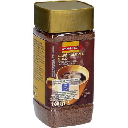 Café Solúvel Gold Amanhecer - Supermercado - Mercearia
