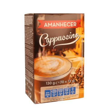 Cappuccino Amanhecer em Saquetas (10x13gr) - Supermercado - Mercearia