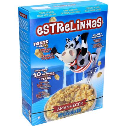 Cereais Estrelinhas Amanhecer - Supermercado - Mercearia