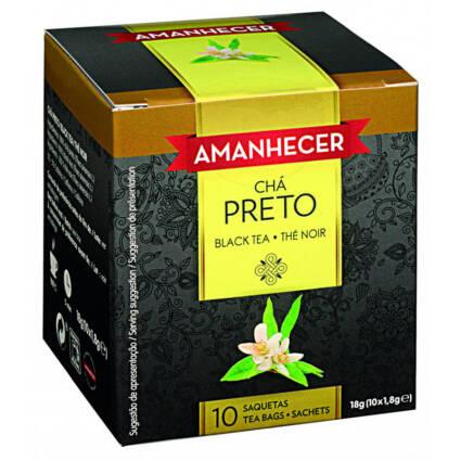 Chá Preto Amanhecer Saquetas (10x1