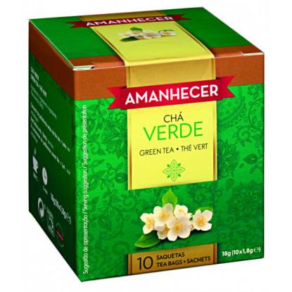 Chá Verde Amanhecer Saquetas (10x1