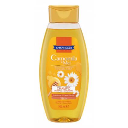 Champô Amanhecer de Camomila e Mel - Supermercado - Higiene e beleza