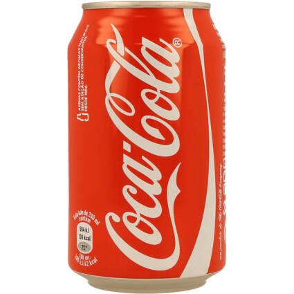 Coca Cola Original Lata - Supermercado - Bebidas