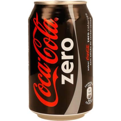 Coca cola Zero sem Açúcar - Supermercado - Bebidas