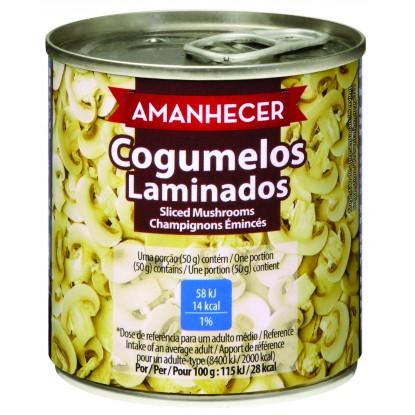 Cogumelos Laminados Amanhecer - Supermercado - Mercearia