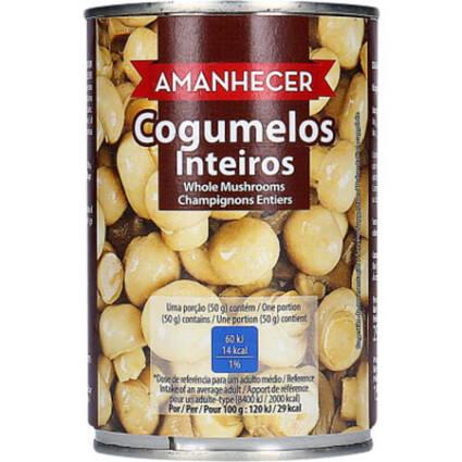 Cogumelos Inteiros Amanhecer - Supermercado - Mercearia