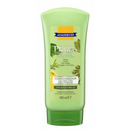 Condicionador Amanhecer com Extractos de 5 Plantas - Supermercado - Higiene e beleza