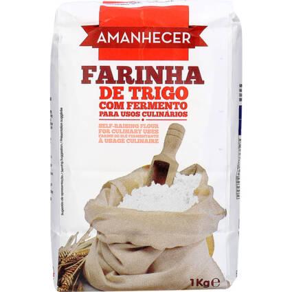 Farinha de Trigo com Fermento - Supermercado - Mercearia