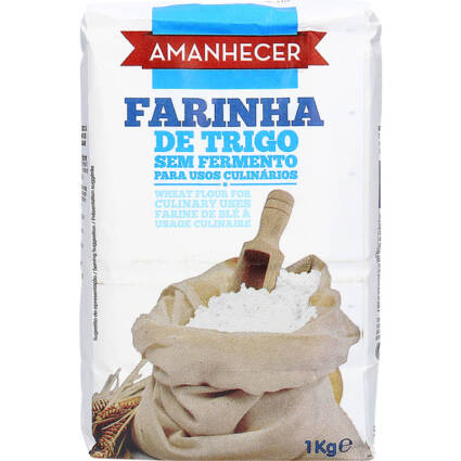 Farinha de Trigo sem Fermento - Supermercado - Mercearia