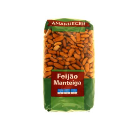Feijão Manteiga Seco Amanhecer 500gr - Supermercado - Mercearia