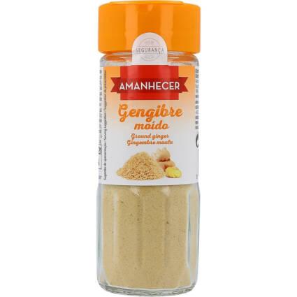 Gengibre Moído Amanhecer - Supermercado - Mercearia