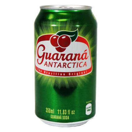 Refrigerante Guarána Antártica Lt 33cl - Supermercado - Bebidas