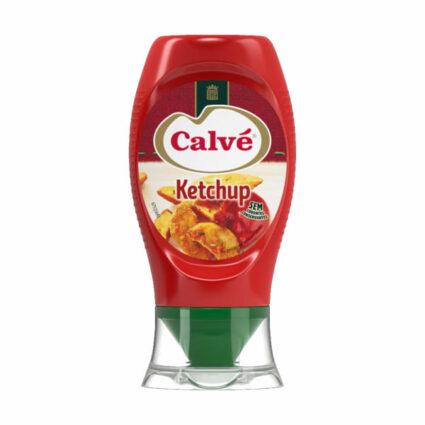 Ketchup Calvé Top Down - Supermercado - Mercearia