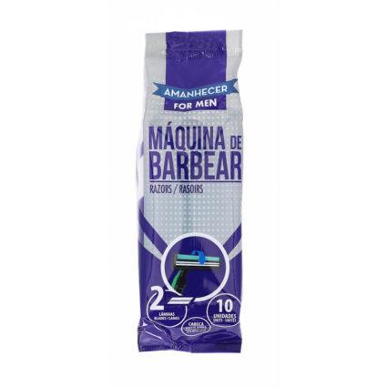 Lâmina Descartável de Barbear Dupla com 10un - Supermercado - Higiene e beleza