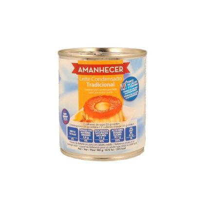 Leite Condensado Tradicional Amanhecer - Supermercado - Lacticinios