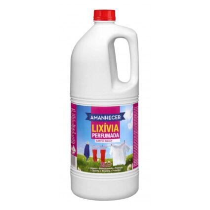 Lixívia Amanhecer Perfumada 2LT - Supermercado - Cuidar da casa