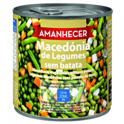 Macedónia de Legumes sem Batatas Amanhecer - Supermercado - Mercearia