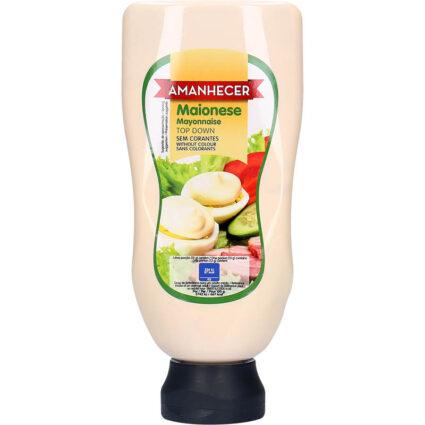 Maionese Amanhecer Top Down - Supermercado - Mercearia