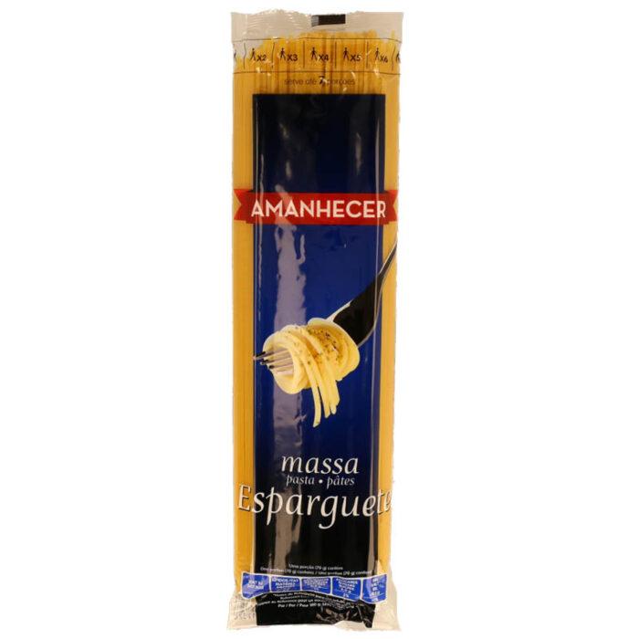 Massa Esparguete Amanhecer - Supermercado - Mercearia