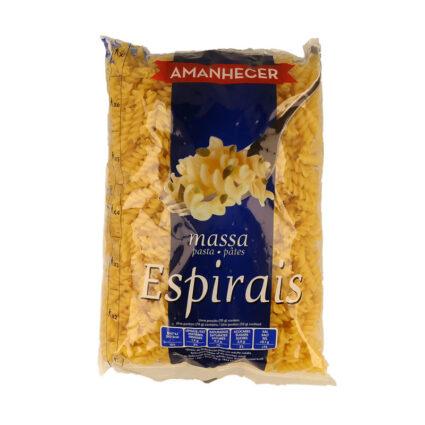 Massa Espirais Amanhecer - Supermercado - Mercearia