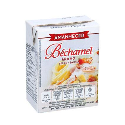 Molho Bechamel Amanhecer 200ml - Supermercado - Mercearia