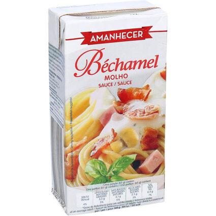Molho Bechamel Amanhecer 500ml - Supermercado - Mercearia