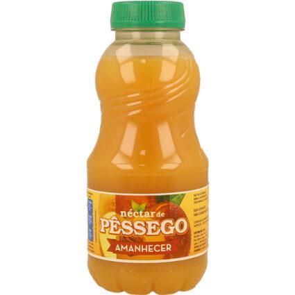 Néctar de Pêssego Amanhecer 250ml - Supermercado - Bebidas