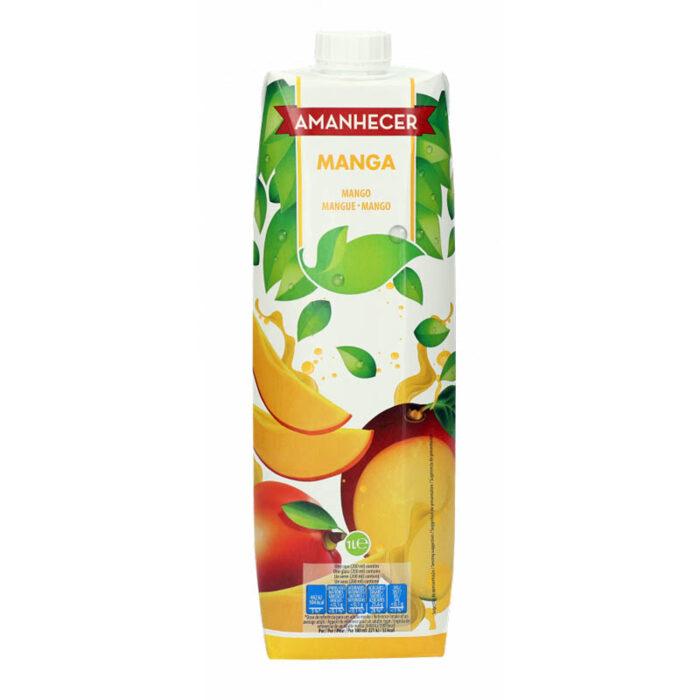 Nectaríssimo de Manga Amanhecer 1Lt - Supermercado - Bebidas