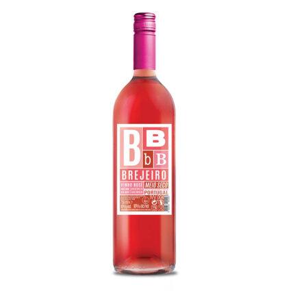 Brejeiro Vinho Rosé Seco 75cl - Alc. 10% vol. - Supermercado - Bebidas