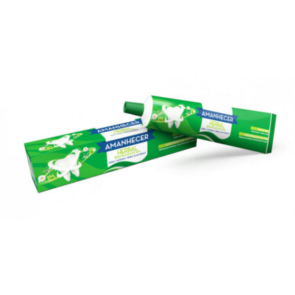 Pasta de Dentes Herbal Branqueadora Amanhecer - Supermercado - Higiene e beleza