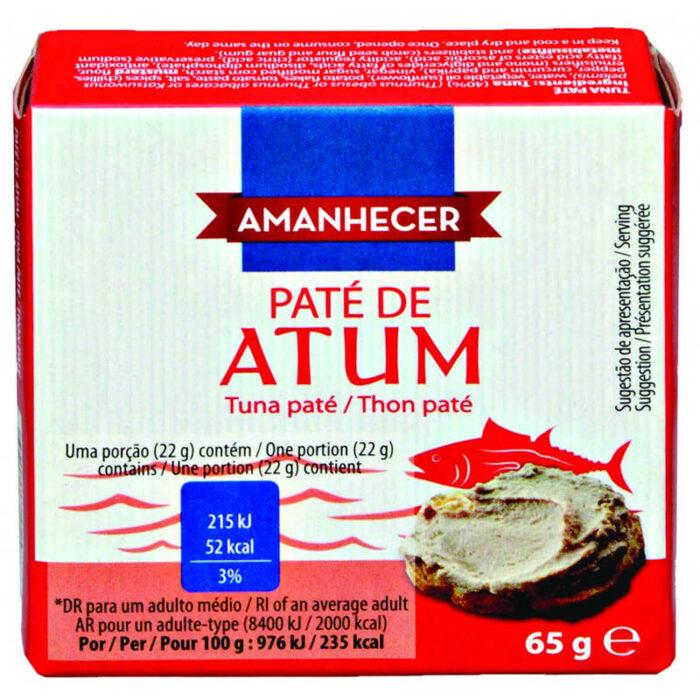 Paté de Atum Amanhecer - Supermercado - Mercearia