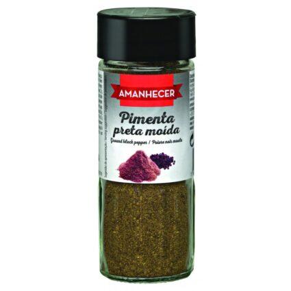 Pimenta Preta Moída Amanhecer - Supermercado - Mercearia