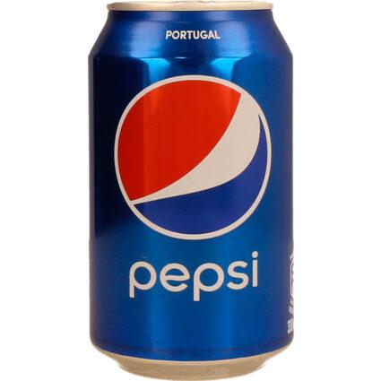 Refrigerante Pepsi Cola em Lata de 33cl - Supermercado - Bebidas