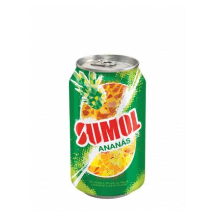 SUMOL Refrigerante Com Gás de Ananás Lata 330 ml - Supermercado - Bebidas
