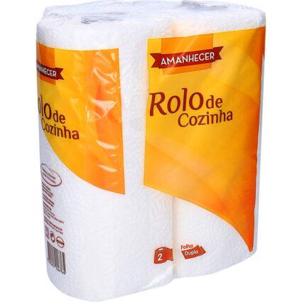 Rolo de Cozinha Amanhecer 2 rolos - Supermercado - Cuidar da casa