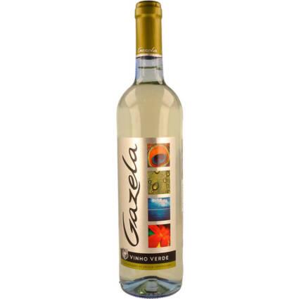 Vinho Verde Branco Gazela 75 cl - Supermercado - Bebidas