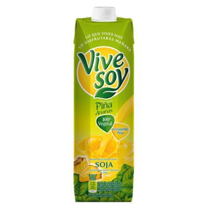 Bebida de Sumo de Ananas e Soja 1L - Supermercado - Bebidas