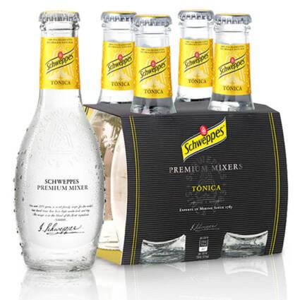 Água Tónica Premium Schweppes - Supermercado - Bebidas