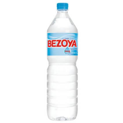 Água Mineral Bezoya 1