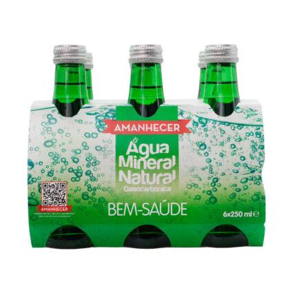 Água com Gás Limão Amanhecer - Supermercado - Bebidas