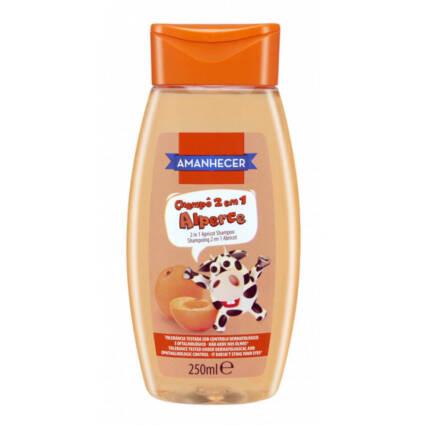 Champô para Criança 2 em 1 Alperce Amanhecer - Supermercado - Higiene e beleza